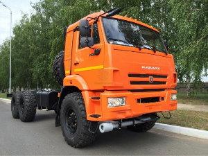 Модернизация автомобилей КАМАЗ